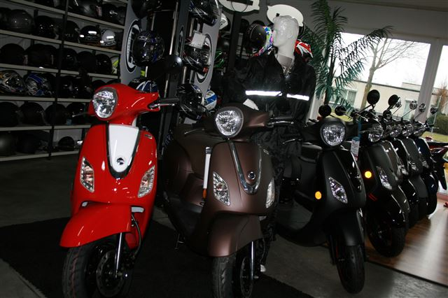 Sym Showroom